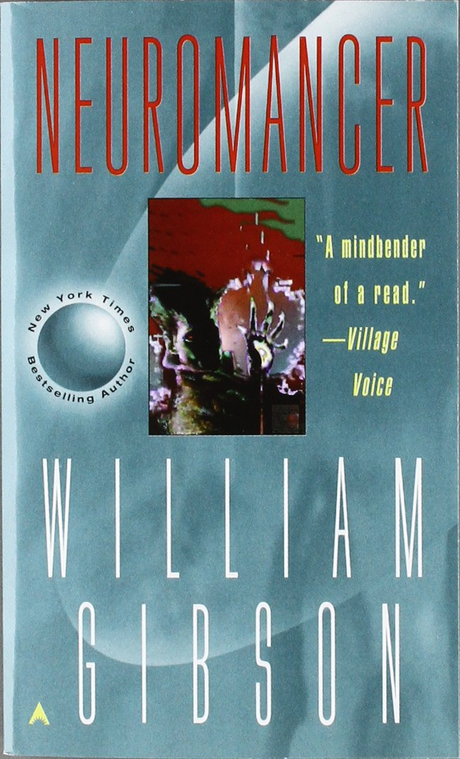 Book cover: Neuromancer