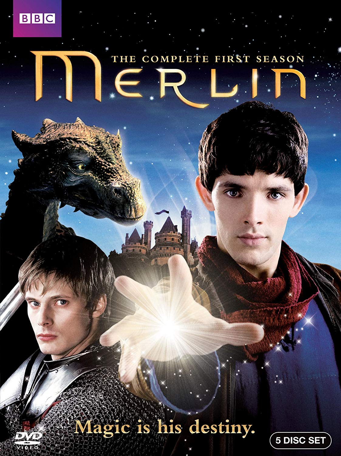 Tv Show cover: Merlin