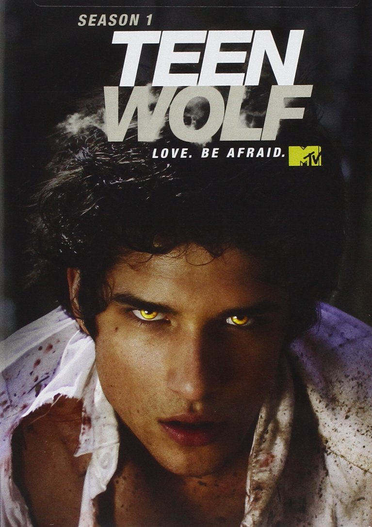 Tv Show cover: Teen Wolf