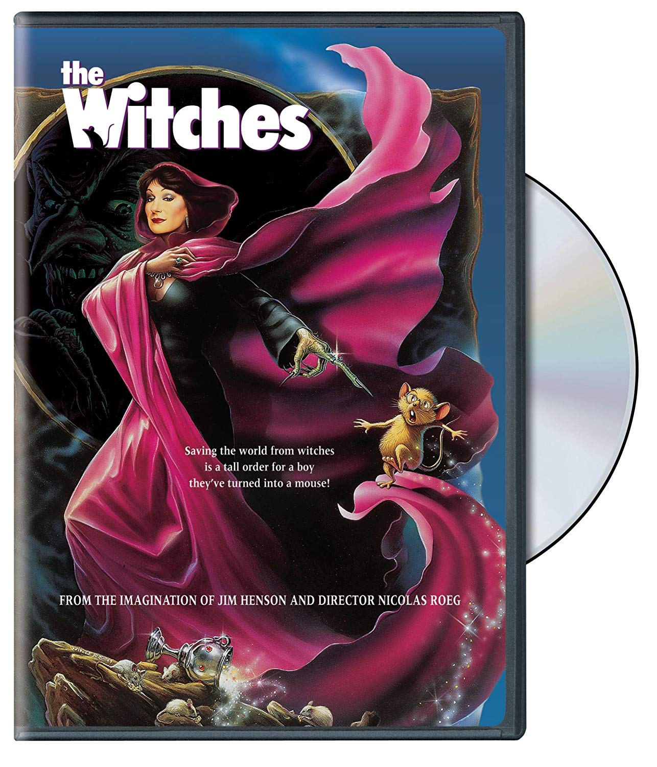Movie cover: The Witches