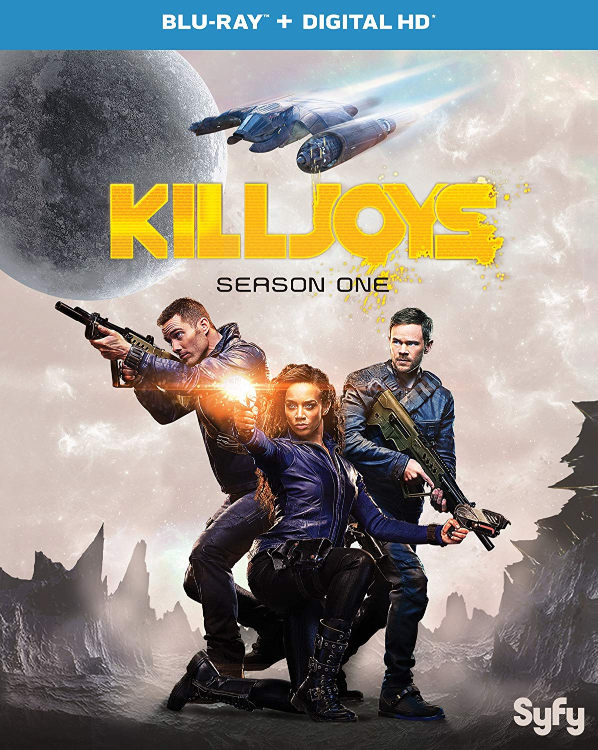 Tv Show cover: Killjoys