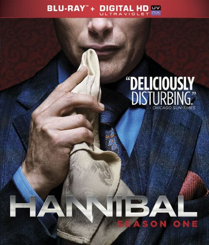 Tv Show cover: Hannibal