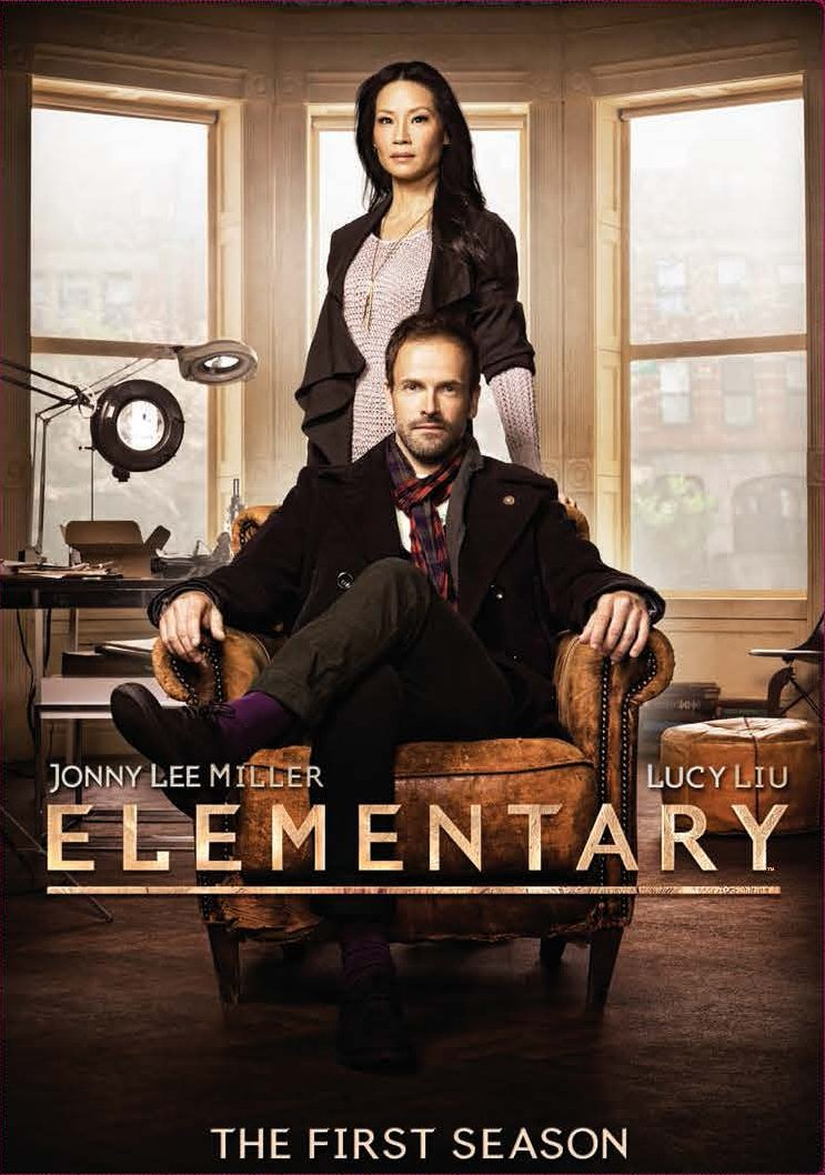 Tv Show cover: Elementary