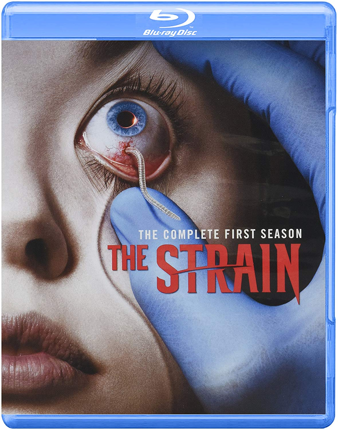 Tv Show cover: The Strain