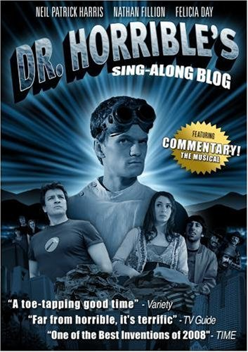 Tv Show cover: Dr. Horrible's Sing-Along Blog