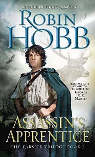 Book cover: Assassin's Apprentice