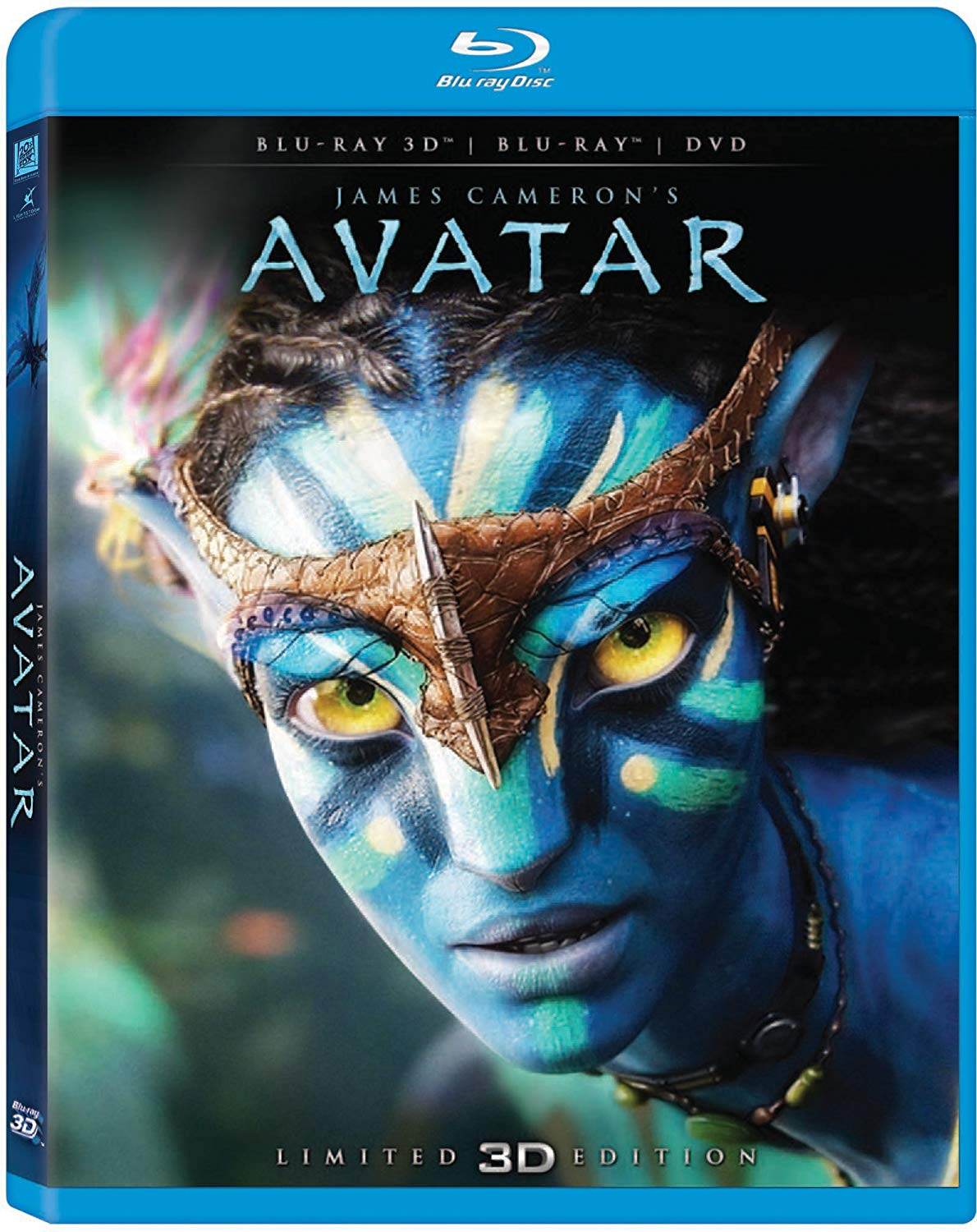 Movie cover: Avatar
