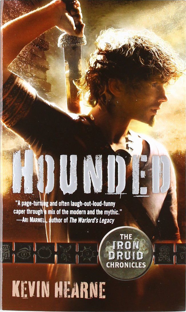Book cover: Hounded