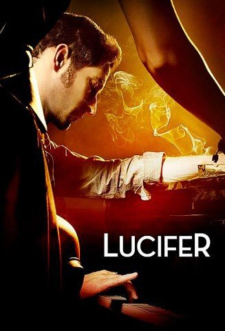 Tv Show cover: Lucifer