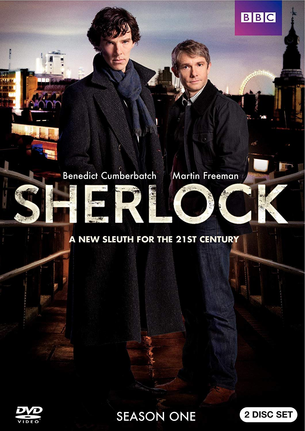 Tv Show cover: Sherlock