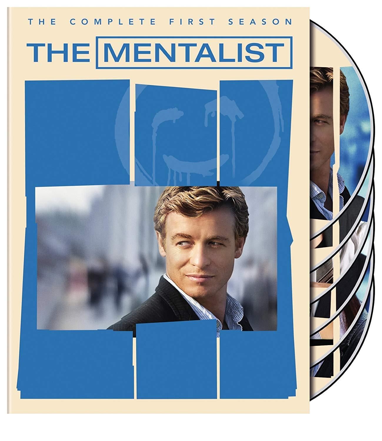 Tv Show cover: The Mentalist