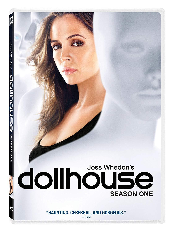 Tv Show cover: Dollhouse