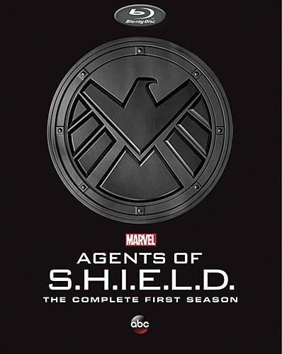 Tv Show cover: Agents of S.H.I.E.L.D.