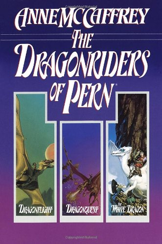 Book cover: Dragonriders of Pern