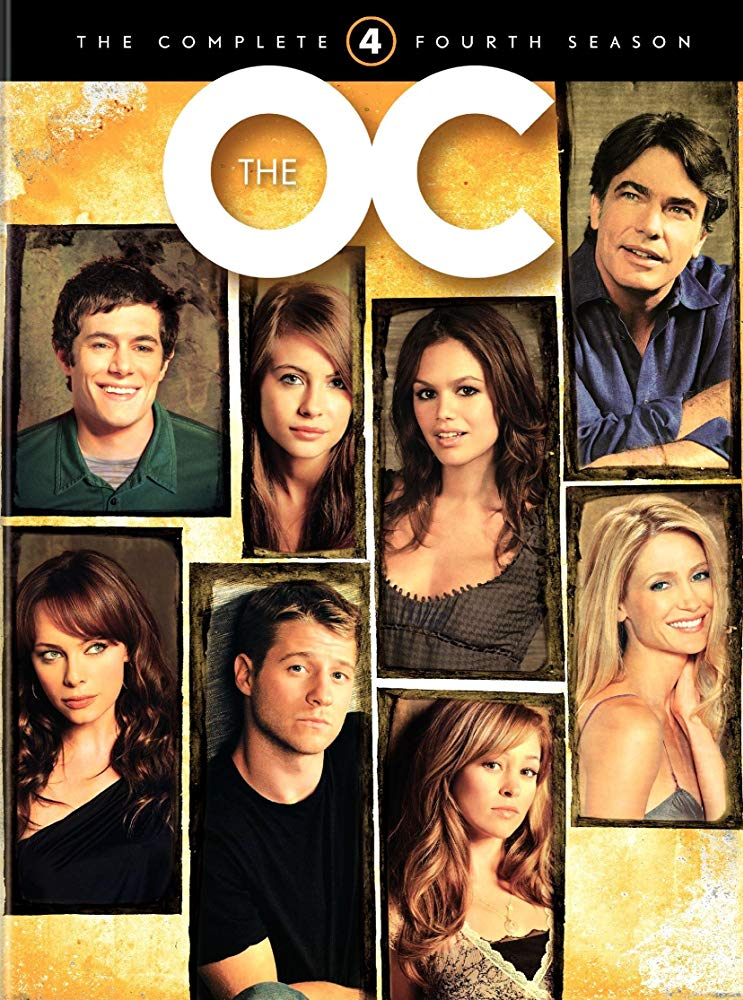 Tv Show cover: The O.C.