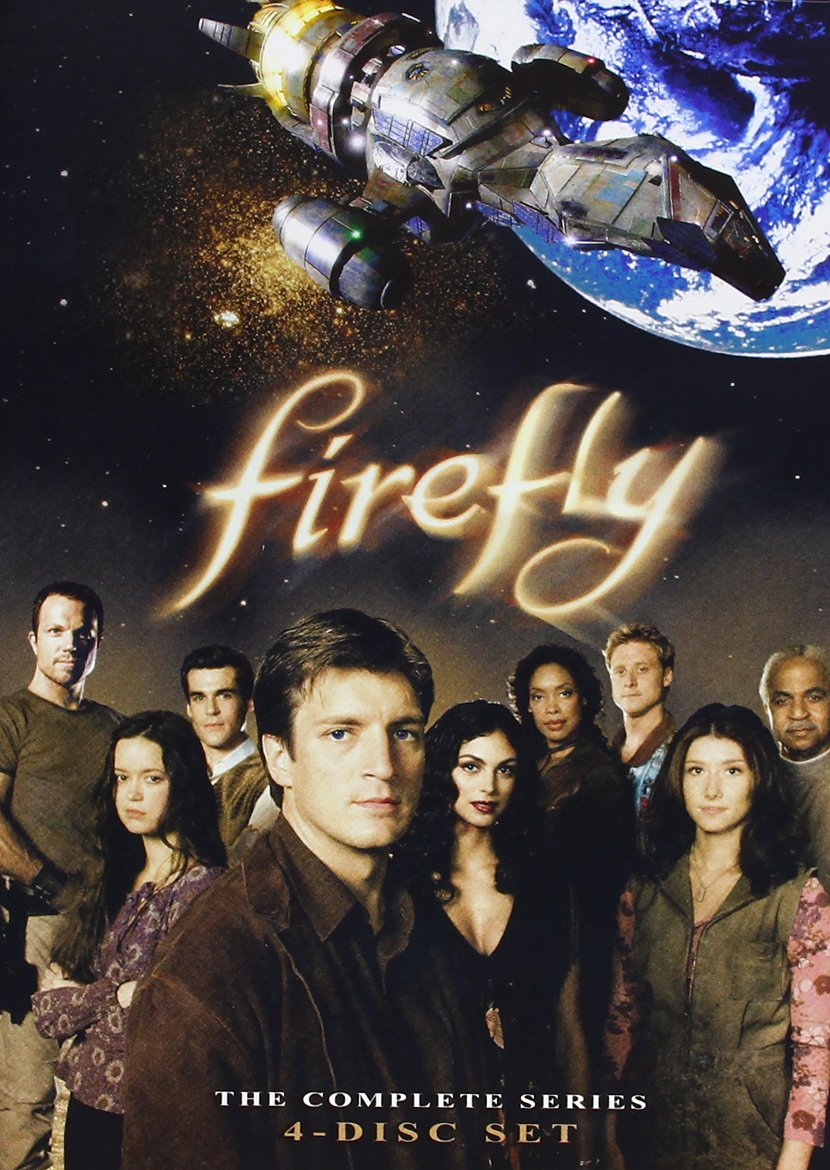 Tv Show cover: Firefly
