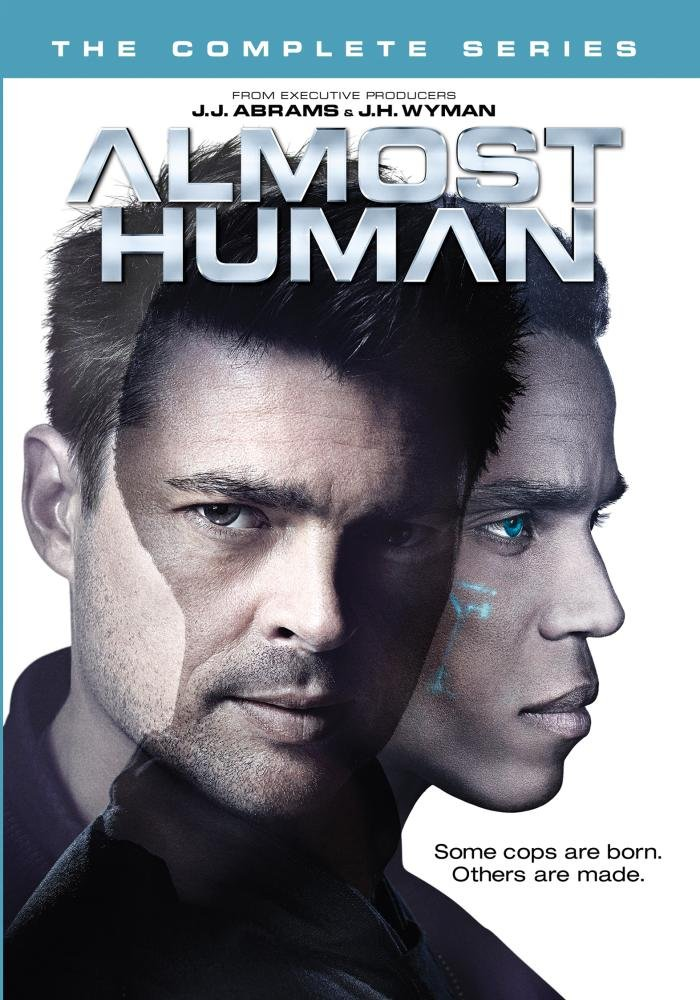 Tv Show cover: Almost Human