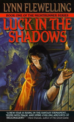 Book cover: Luck in the Shadows