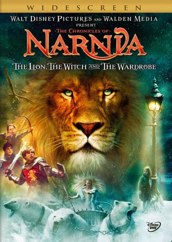 Movie cover: The Chronicles of Narnia: The Lion, the Witch and the Wardrobe