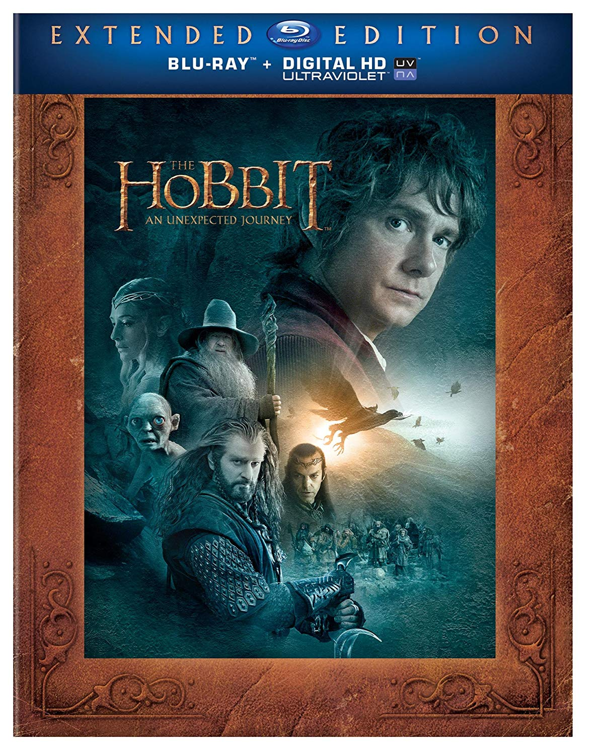 Movie cover: The Hobbit: An Unexpected Journey