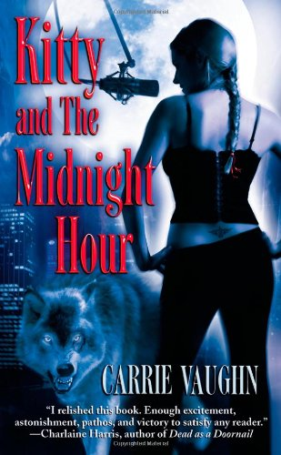 Book cover: Kitty and the Midnight Hour