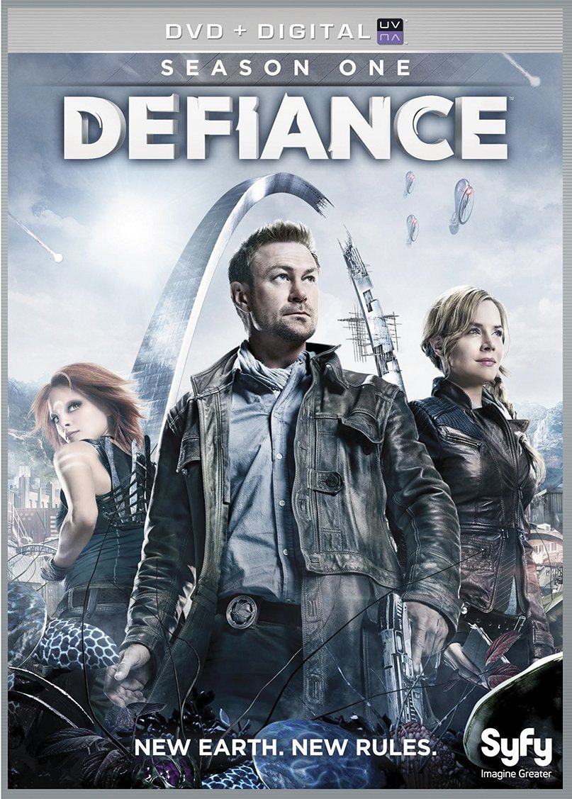 Tv Show cover: Defiance