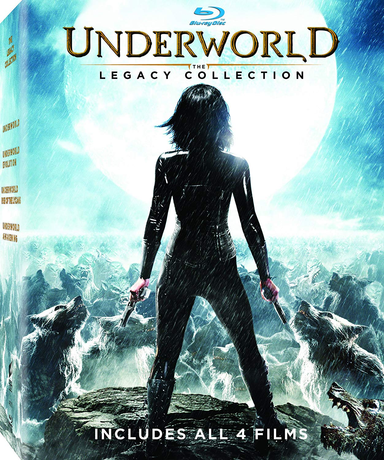 Movie cover: Underworld