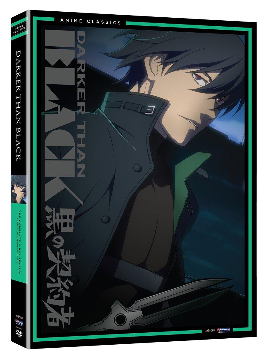 Anime cover: Darker than Black