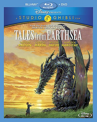 Anime cover: Tales from Earthsea