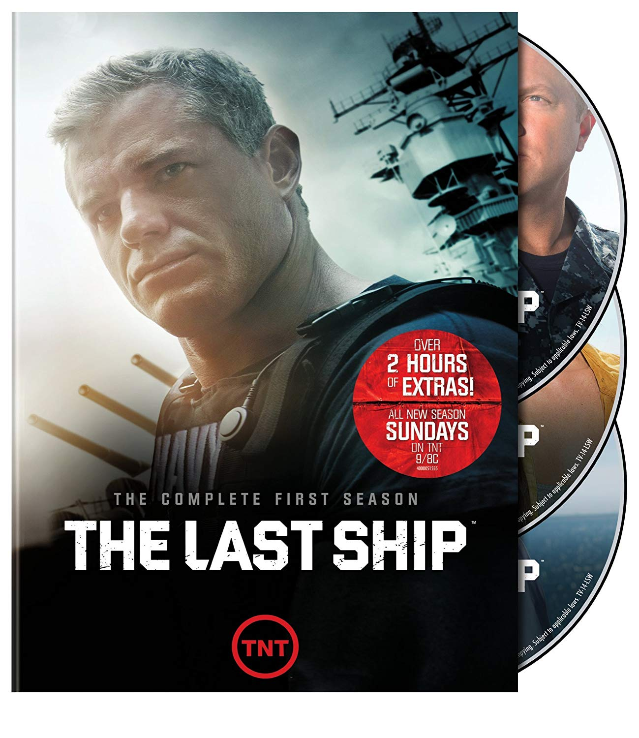 Tv Show cover: The Last Ship