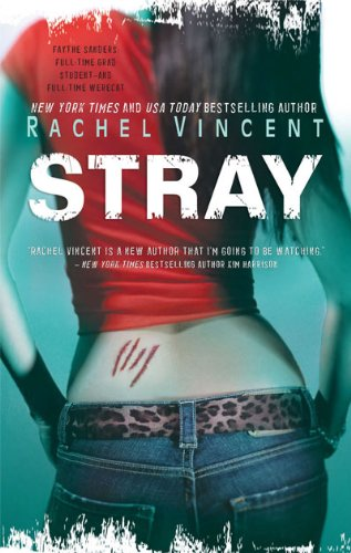 Book cover: Stray