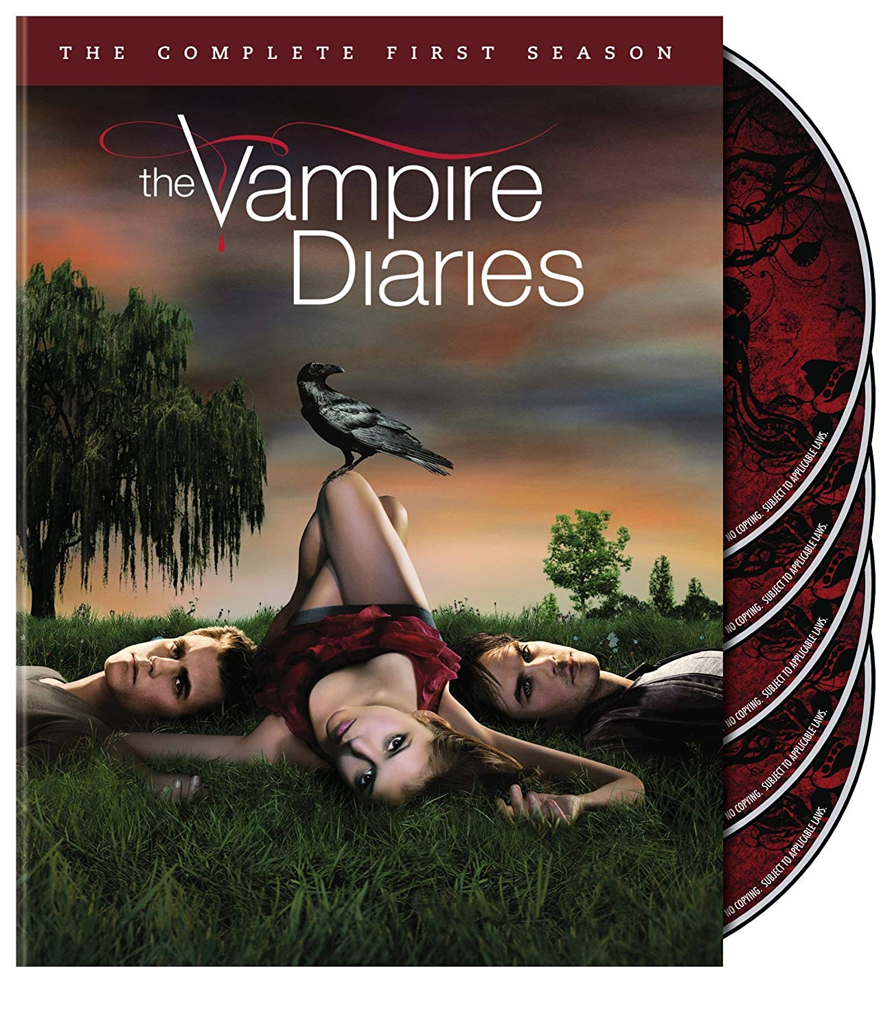 Tv Show cover: The Vampire Diaries