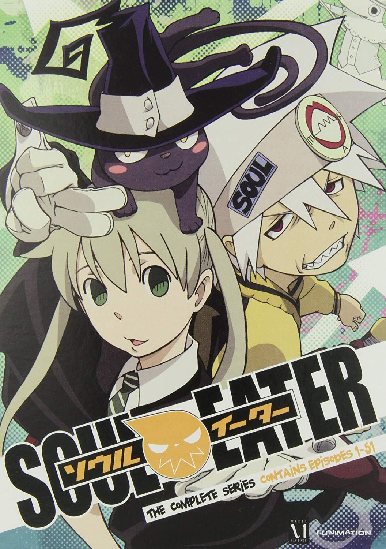 Anime cover: Soul Eater