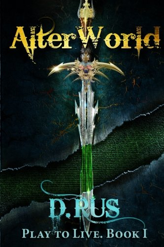 Book cover: AlterWorld