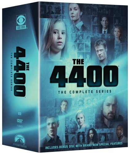Tv Show cover: The 4400