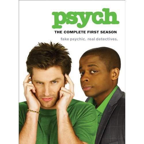 Tv Show cover: Psych