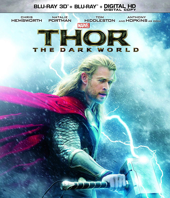 Movie cover: Thor: The Dark World
