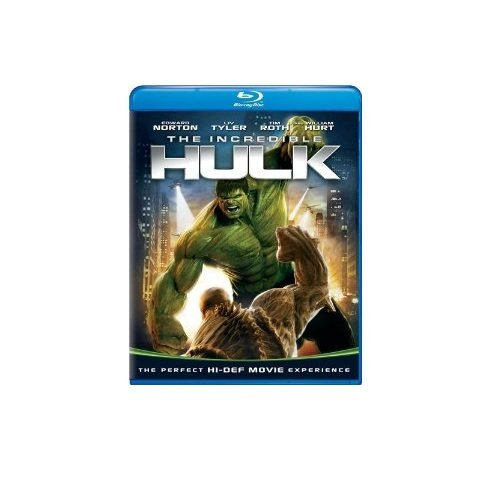 Movie cover: The Incredible Hulk