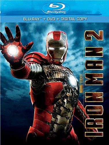 Movie cover: Iron Man 2