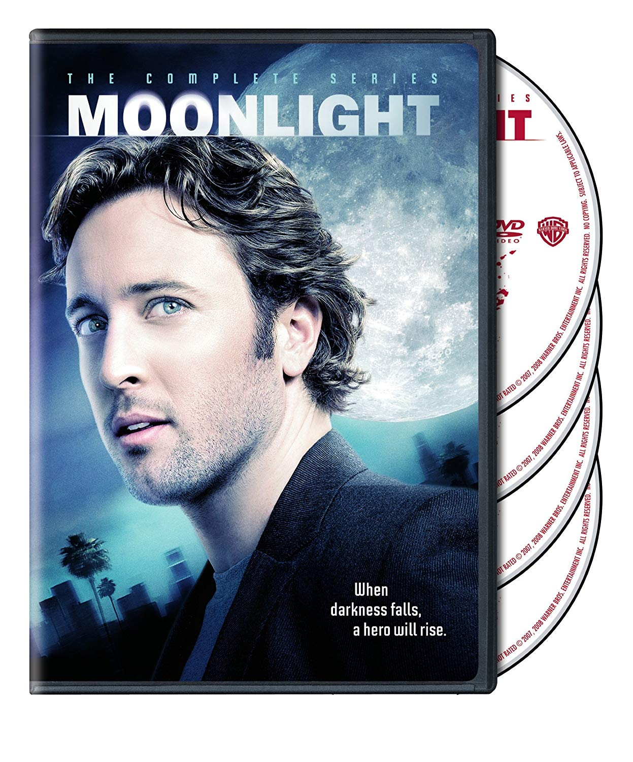 Tv Show cover: Moonlight