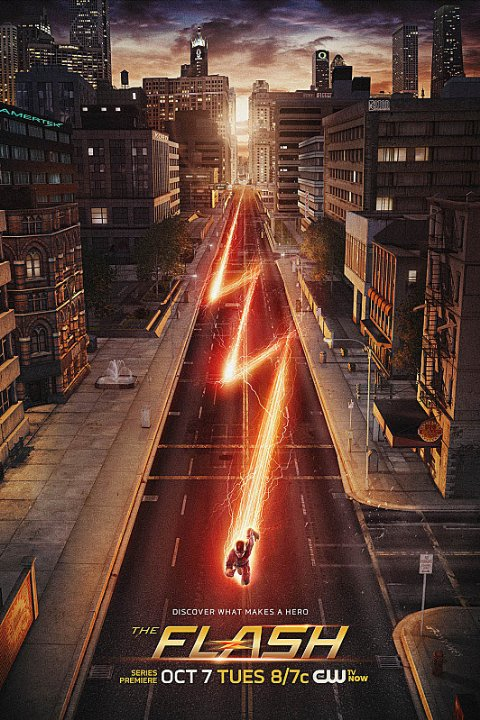 Tv Show cover: The Flash