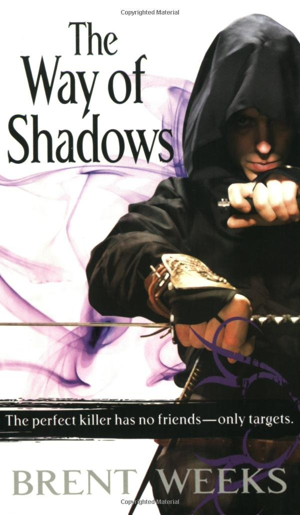Book cover: The Way of Shadows