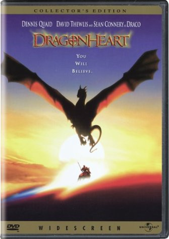 Movie cover: Dragonheart