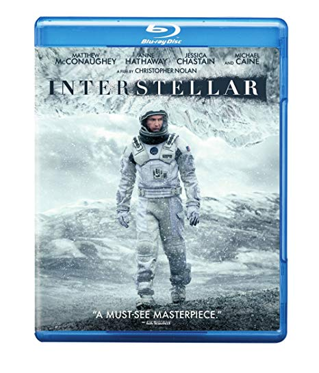 Movie cover: Interstellar