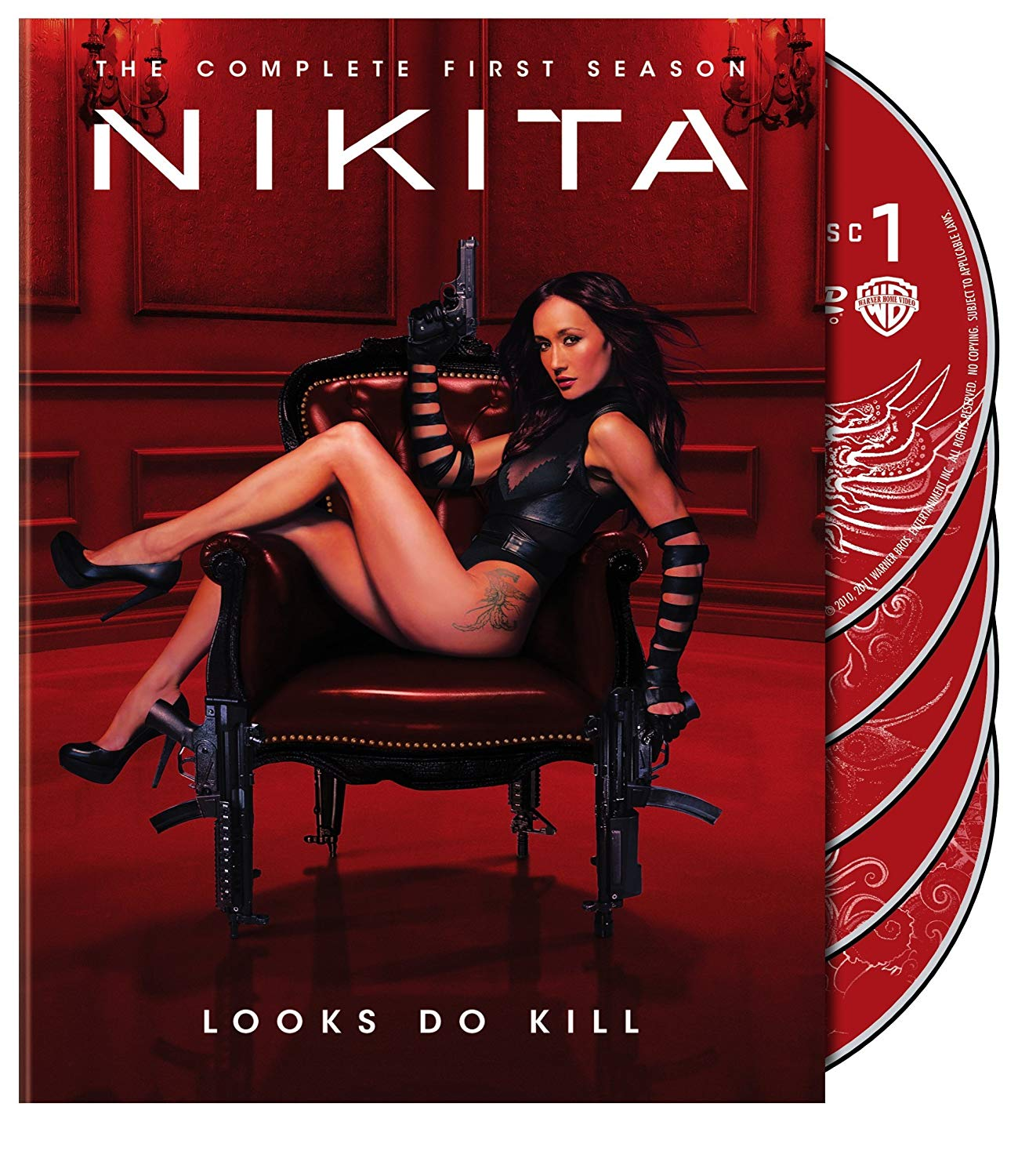 Tv Show cover: Nikita