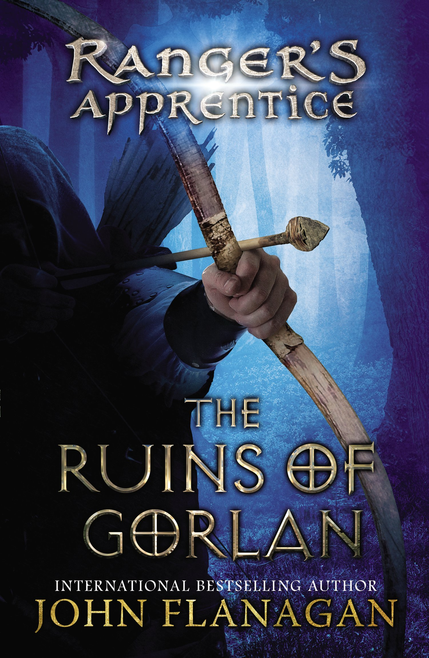 Book cover: The Ruins of Gorlan