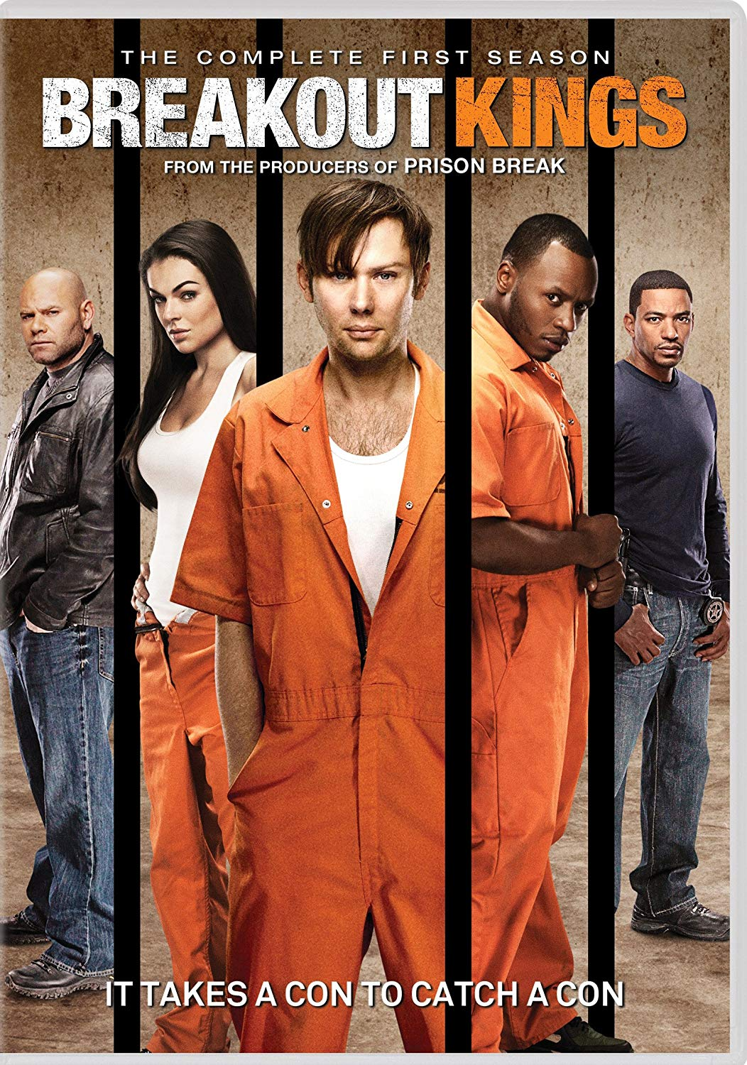 Tv Show cover: Breakout Kings