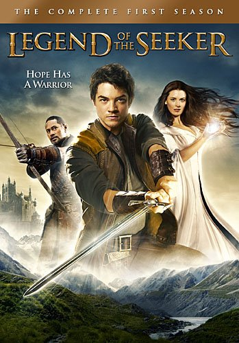 Tv Show cover: Legend Of The Seeker