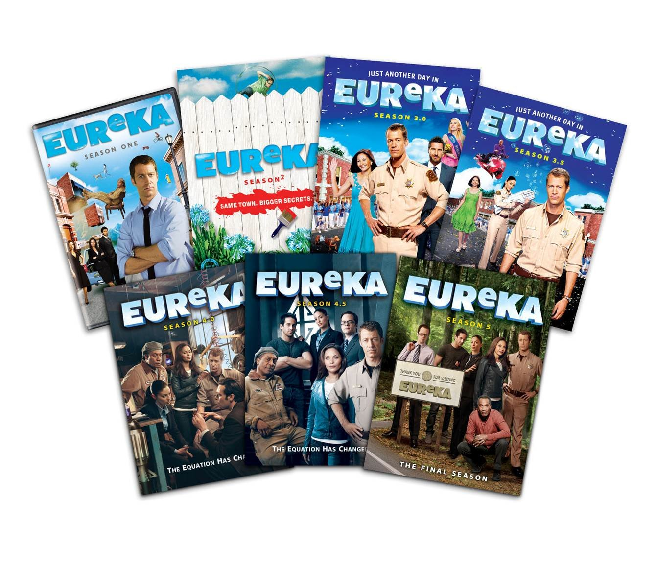 Tv Show cover: Eureka