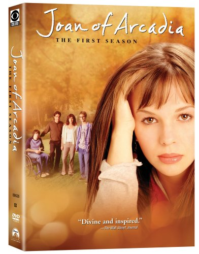 Tv Show cover: Joan of Arcadia